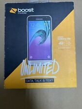 Samsung Galaxy J3 SM-J320P - 16GB - Gold (Boost Mobile) Smartphone