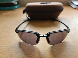 maui jim mens sunglasses .worn  Once (not sure if there the real deal )🤔