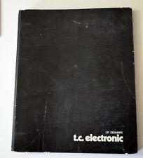 TC Electronics 2290 DDL original manual