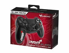 SUBSONIC Controller For PS4 / PS3 Pro 4 'Black' - NEW & SEALED