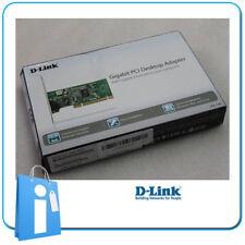 Tarjeta de Red Ethernet PCI D-Link DGE-528T C1 Gigabit low profile Card