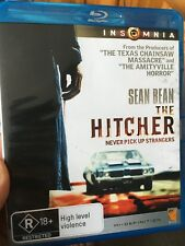 The Hitcher BLU RAY (2007 Sean Bean horror movie)