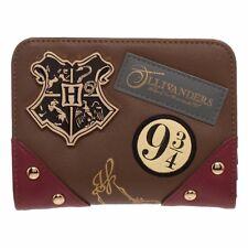 Harry Potter Hogwarts 9 3/4 Deluxe Bi-Fold Wallet