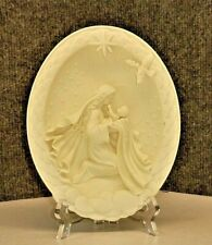 New ListingThe Bradford Exchange The Savior Is Born Plaque 1997 Marked B 3961 First Issue