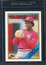 1988 Topps Tiffany Vince Coleman #260 Mint