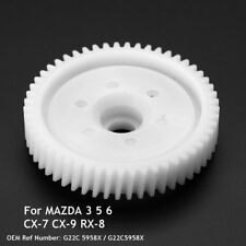 Front Rear ABS Power Window Regulator Motor Gear For MAZDA 3/5/6 CX-7/CX-9/RX-8