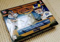 2020 Panini Plates and Patches Football Hobby Box Factory Sealed NFL