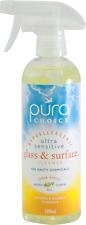 Rubbedin PuraChoice - Lemon Myrtle Glass & Surface Cleaner