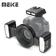 Meike MK-MT24 Macro Twin Lite Flash with trigger for Nikon Digital SLR Cameras