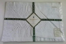 Waterford Lismore Pattern 100% Linen NEW 4 Sets Placemats & Napkin PLUS MORE