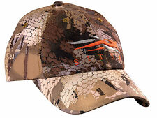 Sitka Gear Ascent Cap Optifade Waterfowl Marsh  90101-WL-OSFA  One Size Fits All