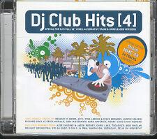 DJ CLUB HITS - VOL. 4 - CD ( OTTIME CONDIZIONI )