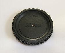 Nikon F Pinhole Lens Body cap camera Photography lomo lomogoraphy D3100 D3000
