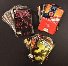 NEW AVENGERS #1 - 64 Comic Books COMPLETE 1st SERIES Marvel 2005 Bendis VF