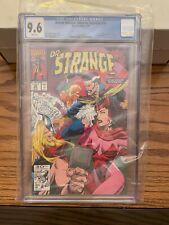 Doctor Strange: Sorcerer Supreme #35 - CGC 9.6 - Infinity War Crossover