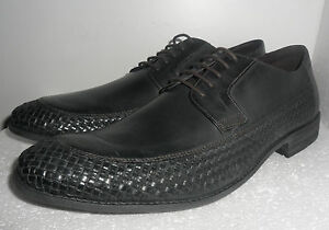 Clarks Mens Smart Craft Grey Leather Lace Up Shoes UK Size 7.5 G
