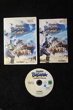 WII : SENGOKU BASARA : SAMURAI HEROES - Completo, ITA ! Compatibile Wii U