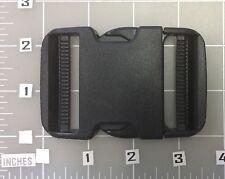 ITW NEXUS FASTEX SR2 LOCK MONSTER BUCKLE BLACK NEW (G1_41)