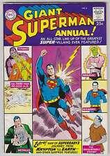 L3167: Superman Annual #2, Vol 1, Fine+ Condition