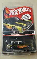 Datsun Bluebird 510 Sedan 2017 Hot Wheels Mail-In Kmart Promo NIP 1:64 SCALE