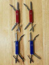 4 Victorinox Rambler 58mm Swiss Army Knives
