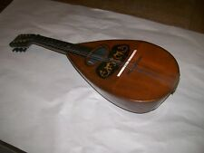 mandolin bowlback some restoration needed