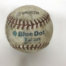 Vintage Baseball  Worth Blue dot titan