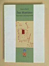 San Massimo Toponimi e microtoponimi di Maselli Palladino 2006 Molise