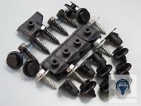 1x Unterfarschutz Motorschutz Reparatur Kit Clips für Toyota Corolla Bj 02- 08