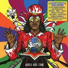Bootsy Collins - World Wide Funk [CD]