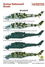 Techmod 1/35 mil Mi-24D/W [Mi-24W] # 35101
