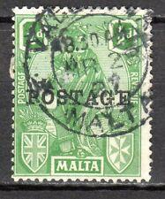 Malta - 1926 Definitive Melita overprinted - Mi. 102 VFU