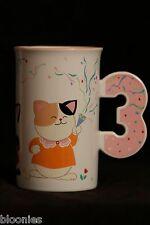 Mikasa Magical 3 Three Tall Kitty Cat Mug