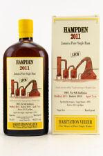 Hampden 2011 LFCH Jamaica Pure Single Rum – 60,5% vol. – 0,7 Liter