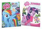 Set of 2 Holiday My Little Pony Friendship is Magic Kids Coloring Activity Books