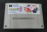 Hoshi no Kirby 3 Nintendo Super Famicom japan