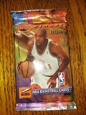 1993 94 Topps Finest Basketball Sealed Pack find Refractory Jordan etc