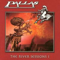 Pallas The River Sessions 1 (2005) 5-track CD Album Nuovo/Sigillato