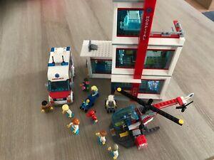 Lego City l'hôpital réf 60204