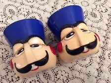 New Listing Nutcracker Votive Christmas Candle Holders