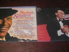FRANK SINATRA'S SINATRA MFSL 180 GRAM AUDIOPHILE LP + BONUS LP GREATEST HITS II