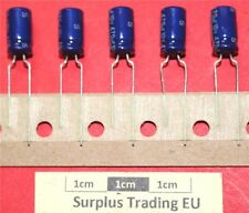 Samsung USL Radial Electrolytic Capacitor 470µF 10V 85°C (Pk of 5)