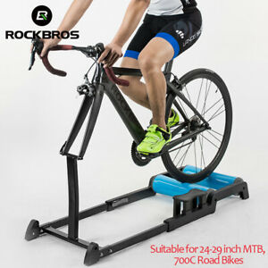 ROCKBROS Indoor Cycling Roller Trainer MTB Road Bike Rollers Trainer Exercise