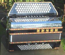 Zupan Alpe IV 120 K Harmonika C-Griff  Akkordeon mit original Koffer