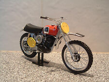 Bengt Aberg 1970 HUSQVARNA 400 Cruz Vintage Motocross Enduro Modelo Mega Detalle