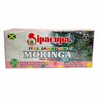 Sipacupa Ital Jamaican Moringa Tea(24 tea bags)