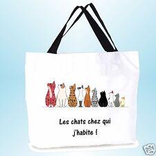 grand cabas sac shopping sac de plage  fond large personnalisé  prénom réf 14