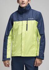 BNWT COLUMBIA Pouration Dual Waterproof Light Jacket  M GUARANTEED ORIGINAL