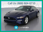 2018 Ford Mustang EcoBoost Coupe 2D Cruise Control AdvanceTrac Knee Air Bags Power Windows Backup Camera Tilt &
