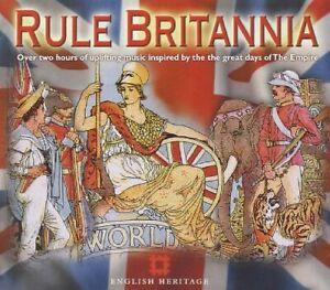 Rule Britannia (2CD) -  CD 6SVG The Cheap Fast Free Post The Cheap Fast Free